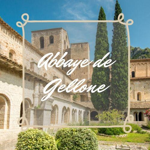 Abbaye de Gellone St Guilhem