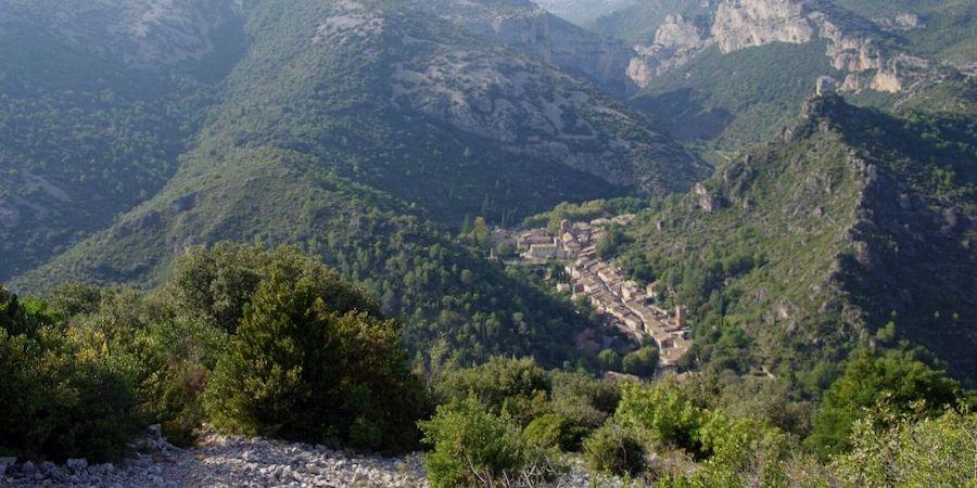 Circuits de randonnées à Saint-Guilhem-le-Désert
